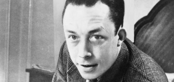 Albert Camus, gagnant de prix Nobel, Photograph by United Press International, Library of Congress, 1957.