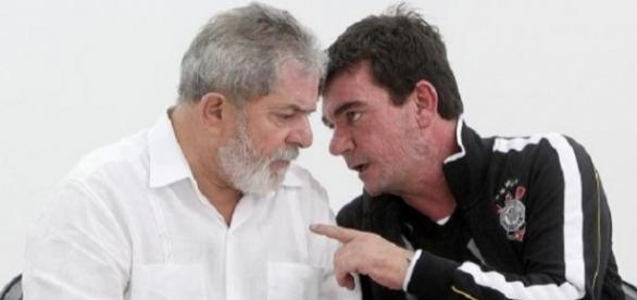 Amigo de Lula, Andres Sanchez é investigado pela Lava Jato (Foto: Reprodução)