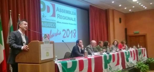 Buon lavoro al PD della Lombardia verso il 2018 - mariachiaragadda.it