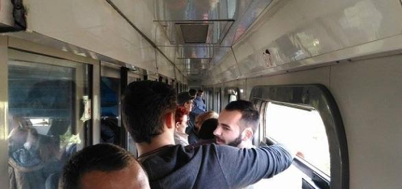 CFR Călători își tratează călătorii într-o manieră rușinoasă