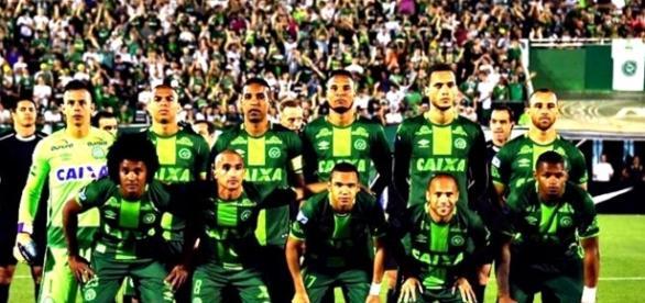 Chapecoense, eternos campeões.