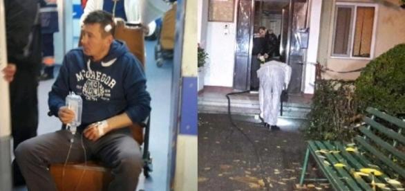 Comisarul Adrian Dumitraşcu una din cele două victime ale pistolarului de la DIPI