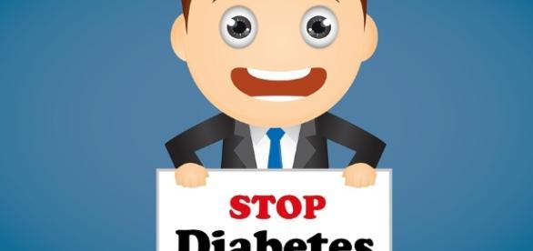Diabetes mellitus pode levar o paciente à total perda de visão.