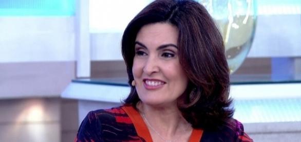 Fátima Bernardes protagonizou outro momento insólito