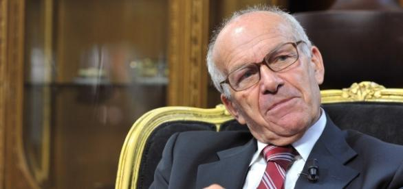 Fausto Bertinotti parla di referendum costituzionale (Foto: Lindro.it)