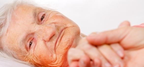Fotolia / © Ocskay Mark: Elderly care