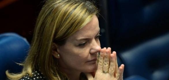 Gleisi é investigada mais uma vez na Lava Jato (Foto: Andressa Anholete/AFP)