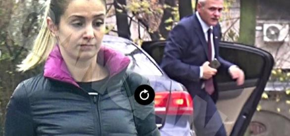 Irina Tănase, noua iubită a lui Dragnea- sursa foto cancan.ro