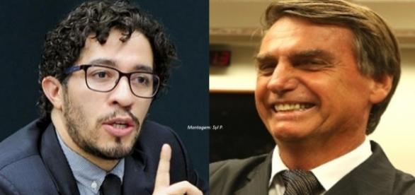Jean é julgado na Câmara por cuspir em Bolsonaro (Foto: Reprodução/Internet)