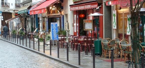 Las calles de París se preparan para los homenajes del 13-N