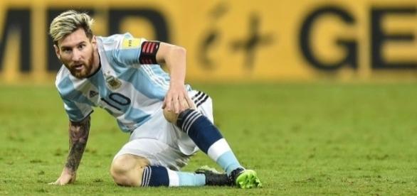 Leo Messi, con el deber, otra vez, de salvar a Argentina