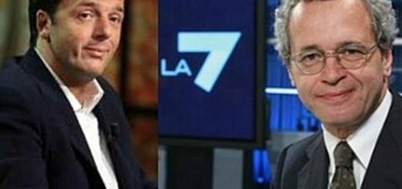 Mentana attacca Renzi in diretta: «La smetta di prendersela con la ... - ilmattino.it