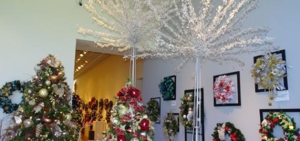 The Festival of Trees will get you into the holiday spirit. (Photo by Barb Nefer)