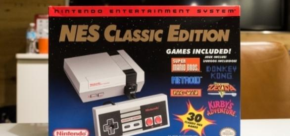 The NES Classic Edition shortage may be glitching Amazon listing [Image by Polygon / Nintendo]