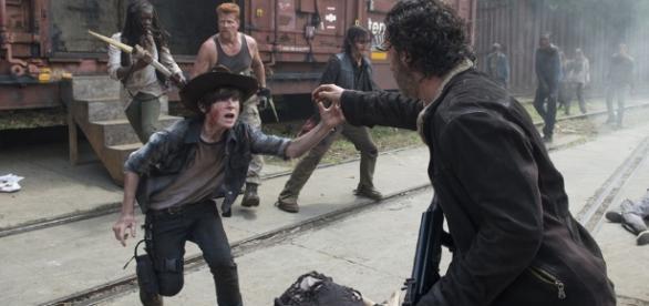 The Walking Dead' e suas seis histórias repetidas