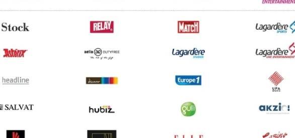Tous les médias que possèdent le groupe Lagardère