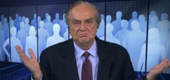 Arnaldo Jabor detona Donald Trump no 'Jornal da Globo'