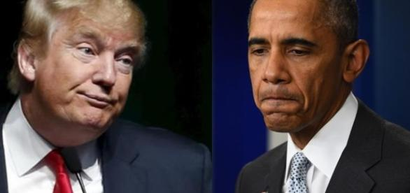 Obama e Trump - conservativetribune.com