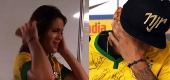 Bruna Marquezine e Neymar - uma am