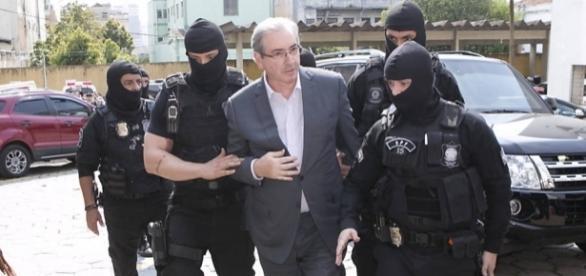 Cunha está já há mais de 20 dias preso