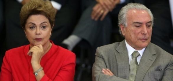 Dilma Rousseff atacou novamente as medidas de Temer