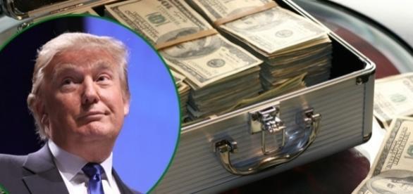 Donald Trump a declarat în campania electorală că va renunța la salariul de președinte. Se va ține de cuvânt?