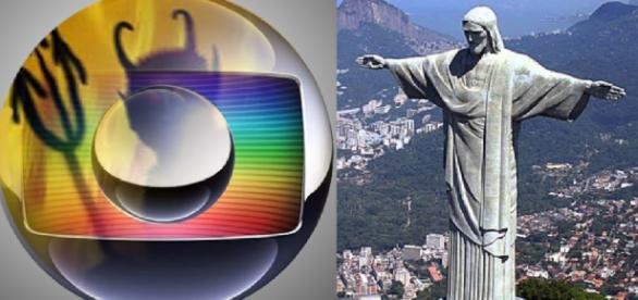 Globo é acusada de satanismo - Google