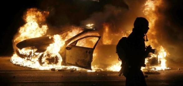 Graves disturbios en Estados Unidos
