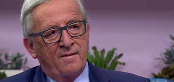 Il presidente della Commissione Ue, Jean Claude Juncker