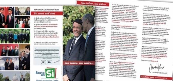 Lettera di Renzi agli Italiani residenti all'estero | Tito di Persio