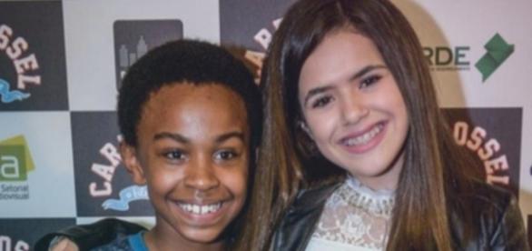 Maisa Silva e Jean Paulo farão par romântico na nova novela do SBT