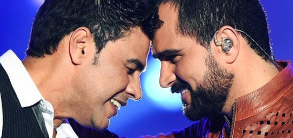Rumores de afastamento entre os irmãos Zezé e Luciano
