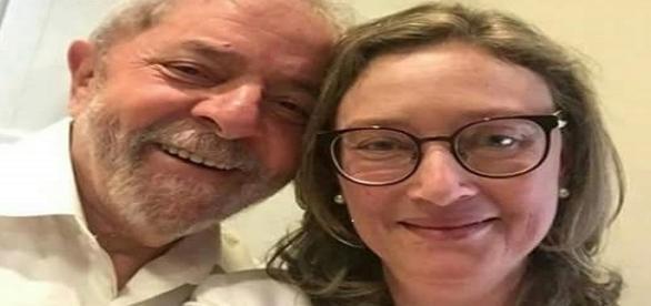 A deputada federal Maria do Rosário (PT-RS) comemora aliança com ex-presidente Luiz Inácio Lula da Silva e se envolve em nova polêmica