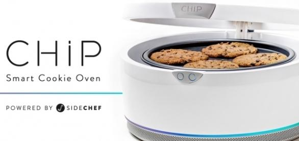 CHiP Smart Cookie Oven—Freshly Baked Cookies in 10 Minutes by CHiP ... - kickstarter.com