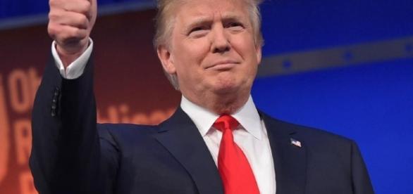 El 8 de noviembre de 2016 Donald Trump fue proclamado presidente electo de E.E.U.U