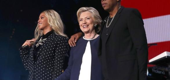 Jay Z, Beyonce and More Join Hillary Clinton 'Get Out the Vote ... - hypebeast.com