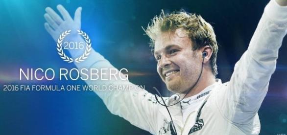 Nico Rosberg, campeón del mundo de Formula 1 2016