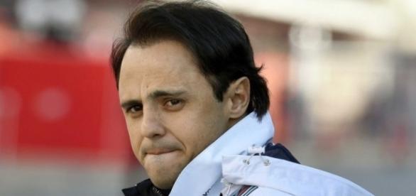 Piloto enfrentou dificuldades e não conseguiu completar o seu último GP Brasil