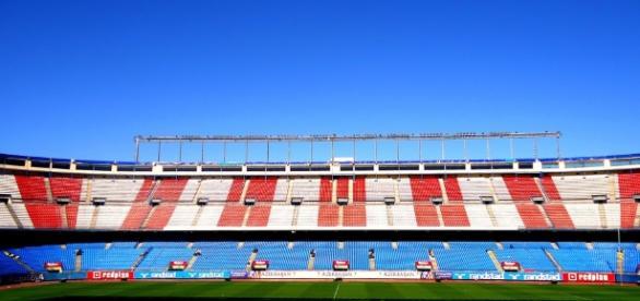 Último derbi en el Vicente Calderón