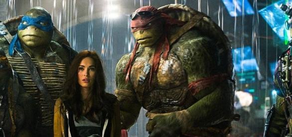 As Tartarugas Ninja: Globo exibe filme nesta segunda
