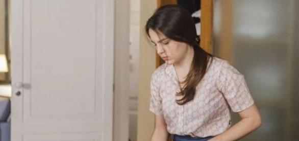 Carmen em 'A Lei do Amor', novela da Globo