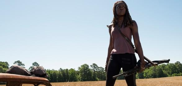 Ce que Michonne a vu et ce que cela change pour elle...