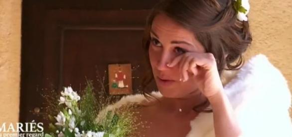 Des larmes de joie ou de tristesse pour Mariés au premier regard ? - staragora.com