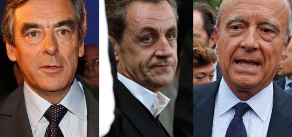 Fillon, Juppé, Sarkozy : ce qui les unit, ce qui les divise - leJDD.fr - lejdd.fr