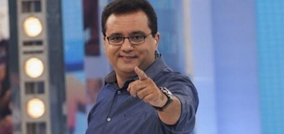 Foto do apresentador Geraldo Luiz