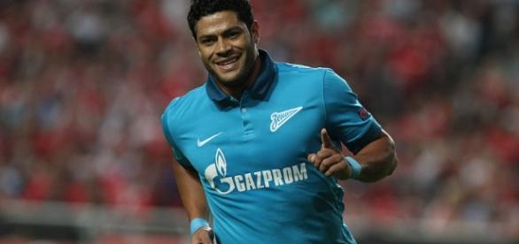 Hulk é o jogador brasileiro mais bem pago do futebol mundial