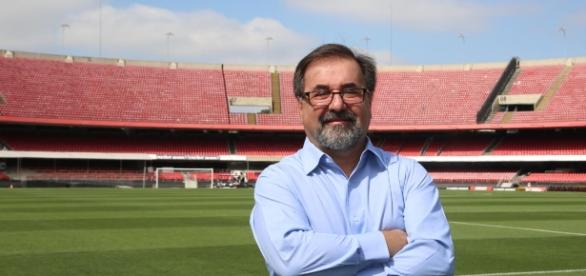 Marco Aurélio é a esperança tricolor em 2017