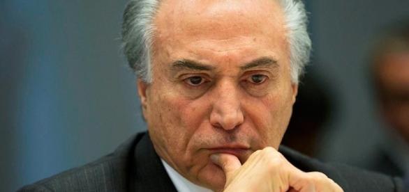 Michel Temer: convidado do Roda Viva, da TV Cultura