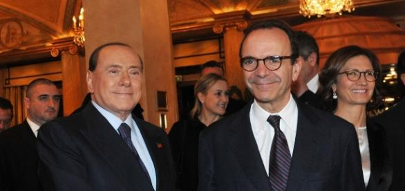 """Berlusconi """"licenzia"""" Parisi: """"Non può avere un ruolo nel centrodestra"""""""