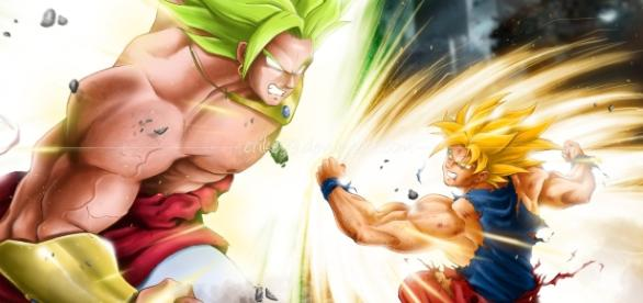 broly dragon ball super deviantaqrt